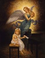 The Piano Fine Art Print