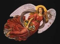 Angel 6 Fine Art Print