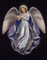 Angel 7 Fine Art Print