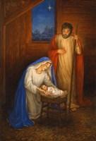 Jesus Mary Joseph Fine Art Print