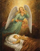 Angel 12 Fine Art Print