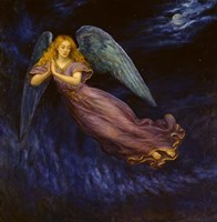 Good Night Angel Fine Art Print
