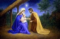 Baby Jesus Fine Art Print