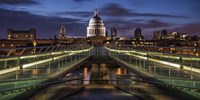 Symmetries Of London Fine Art Print
