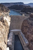 Hoover Dam Fine Art Print