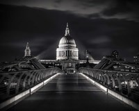 St. Paul's Cathedral Fine Art Print