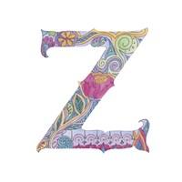 Z Framed Print