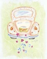 Jane VW Fine Art Print