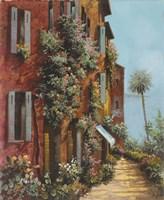 La Strada Verso Il Lago Fine Art Print