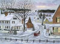 Peaceful Holiday Fine Art Print