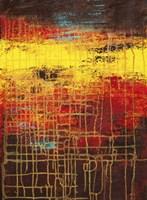 Nimble Morning Canvas II Framed Print