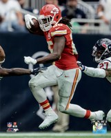 Jamaal Charles 2015 Action Fine Art Print