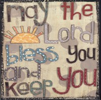 Bless You and Keep You Fine Art Print
