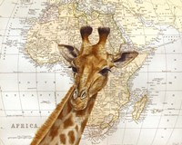 Out of Africa Fine Art Print