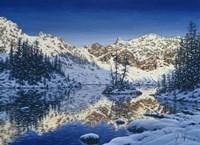 Lake Minotaur Fine Art Print