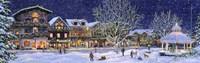 Hometown Holiday Fine Art Print