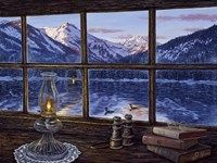 A Room With A View Fine Art Print