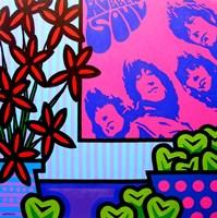 Stil Llife With The Beatles Fine Art Print