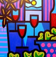 Still Life At Window Fine Art Print