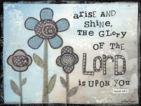 Arise And Shine Fine Art Print