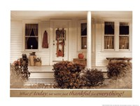 Thankful For Everything Fine Art Print