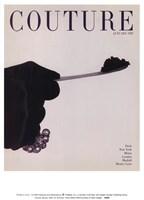 Couture January 1959 Fine Art Print