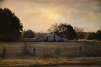 Country Heirloom Fine Art Print