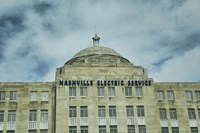 Nashville Electric Service Fine Art Print