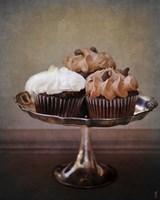 Cupcake Trio Fine Art Print