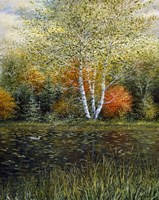 Reflections of Autumn Fine Art Print