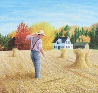 Bountiful Harvest Fine Art Print
