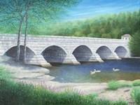 Serene Waters Fine Art Print