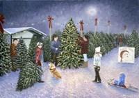 A Christmas Tradition Fine Art Print