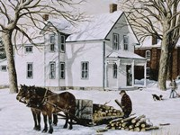 Memories of Home Fine Art Print