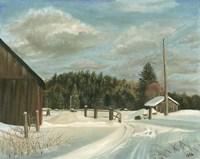 Remus Farm Fine Art Print