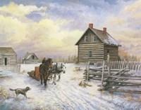 Wintertime Fine Art Print