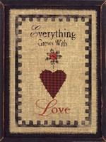 With Love Fine Art Print