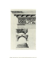 Anonymous - English Architectural IV Fine Art Print