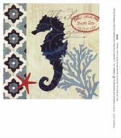 Sea Life Seahorse Fine Art Print