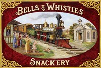 Bells & Whistles Train Fine Art Print