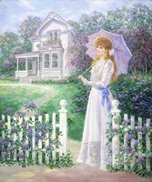 Lilac Time Fine Art Print