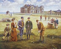 St Andrews Fine Art Print