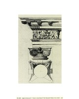 Anonymous - English Architectural III Fine Art Print