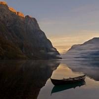 Norway 10 Fine Art Print