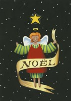 Angel Noel Framed Print