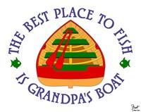 Grandpa's Boat Fine Art Print