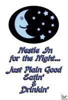 Nestle In For The Night Fine Art Print
