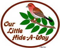 Our Little Hide Away Fine Art Print