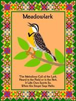 Meadowlark Quilt Fine Art Print