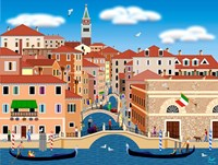 Dream of Venice Fine Art Print